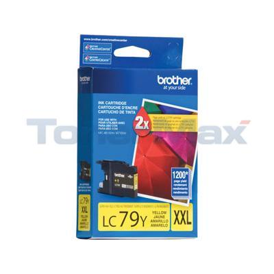 BROTHER MFC-J6910DW INK CARTRIDGE YELLOW SUPER HIGH YIELD